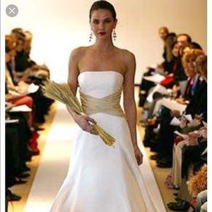 Carolina Herrera Wedding Gown, Catherine 34304